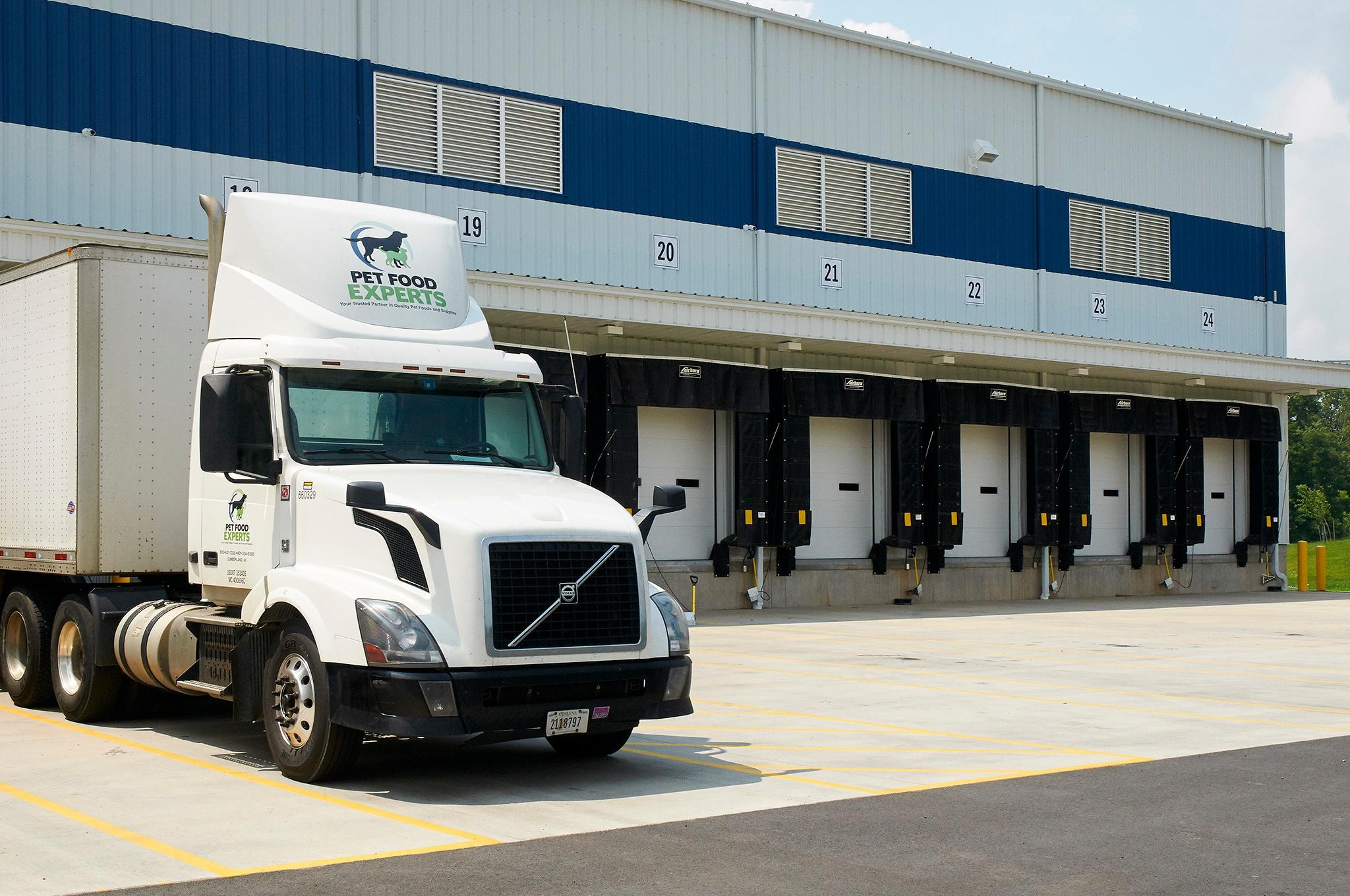 Pet Food Experts, Mid-Atlantic Territory Warehouse, Denver Pennsylvania