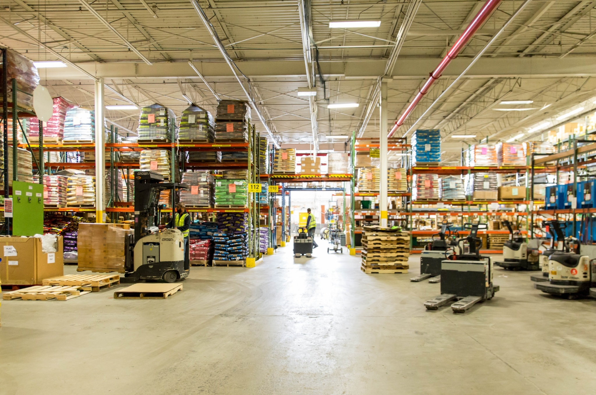 Pet Food Experts, Northeast Territory Warehouse, Cumberland Rhode Island
