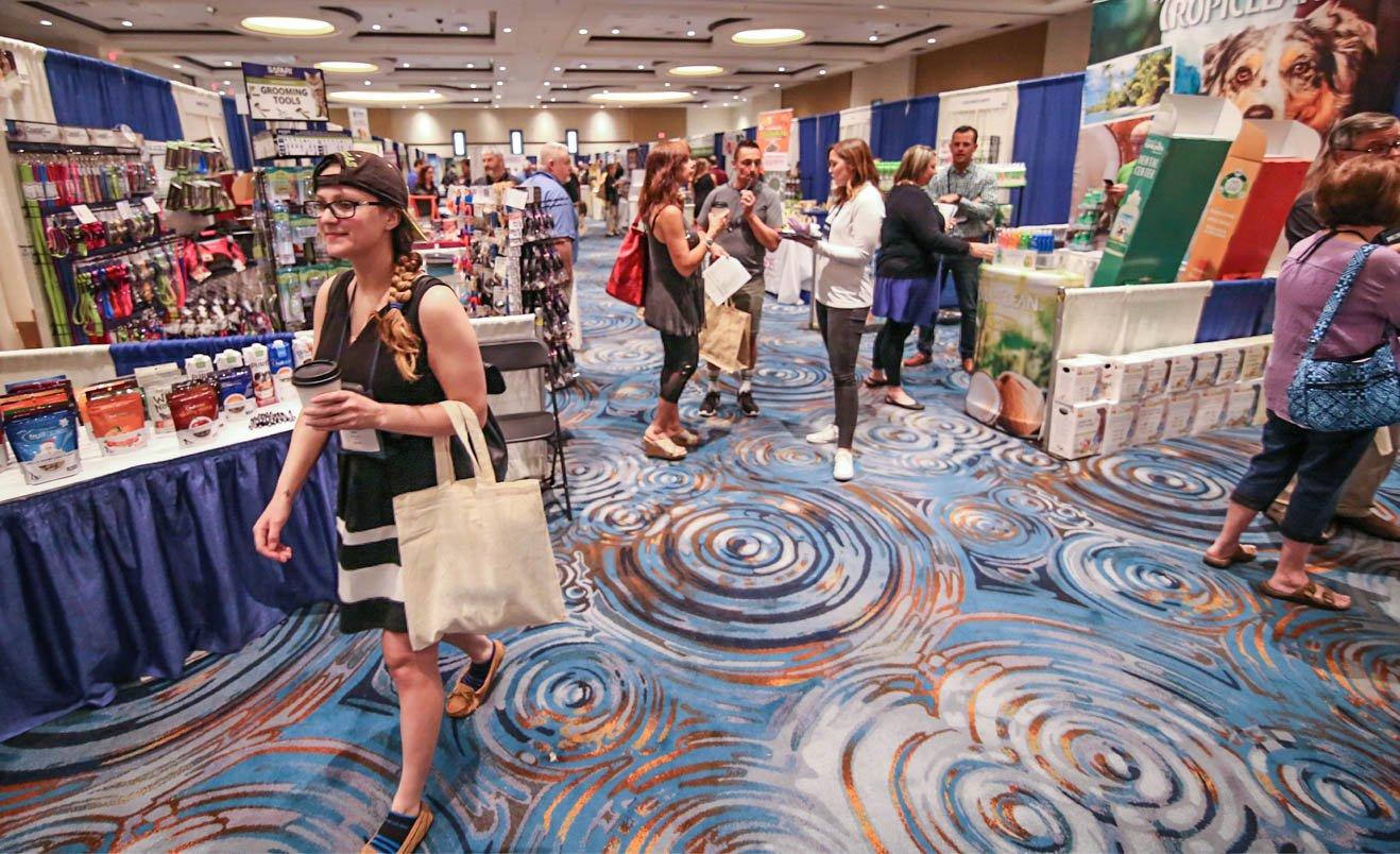 Pet Food Experts, PFEXPO Mid-Atlantic Show, Trade Show Floor