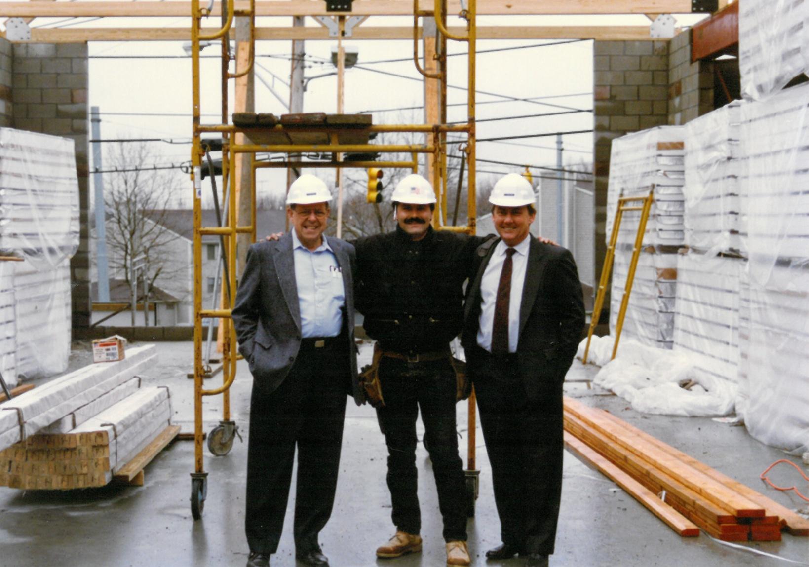 Building RPC - 1992