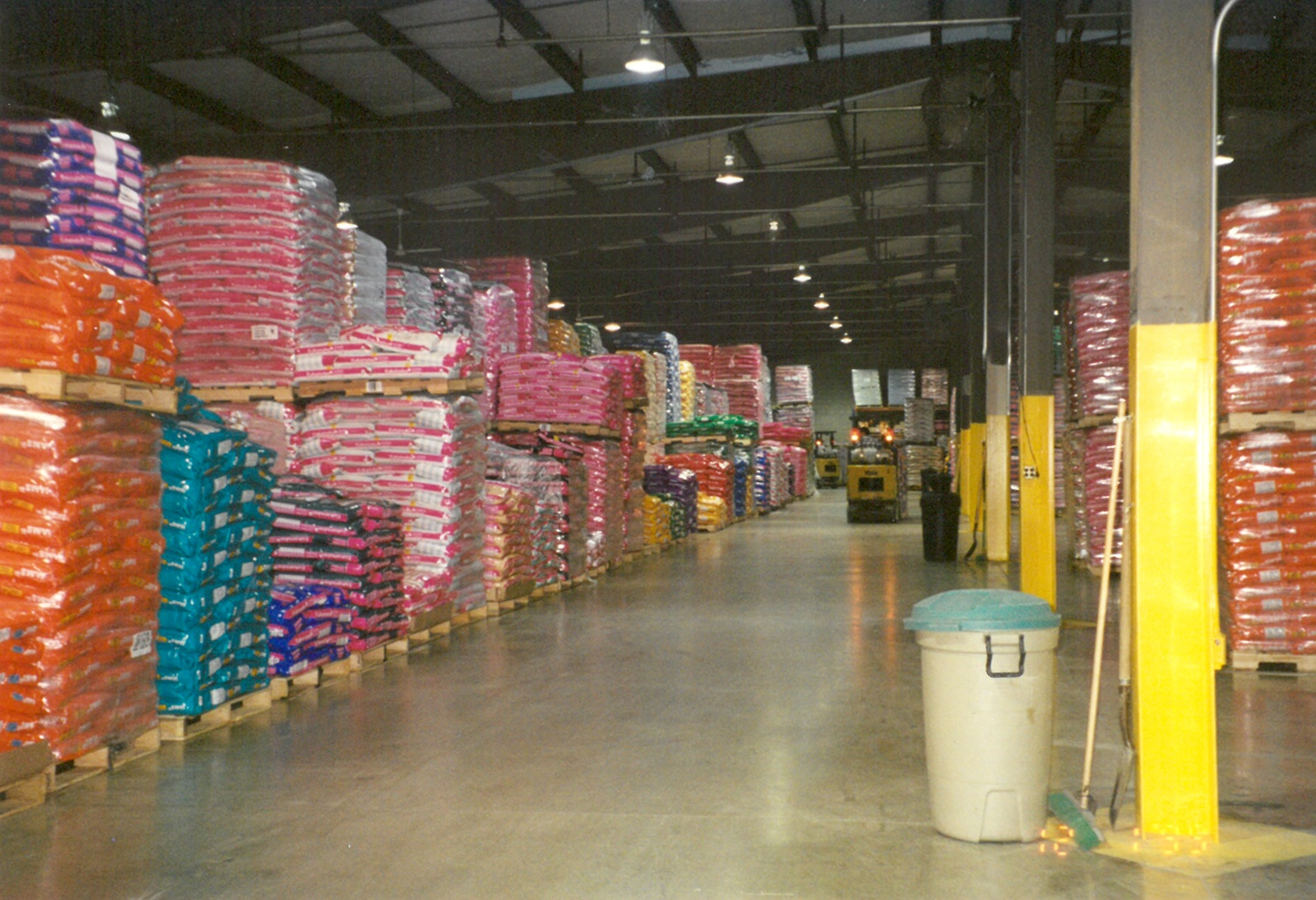 Cumberland Warehouse - 2000