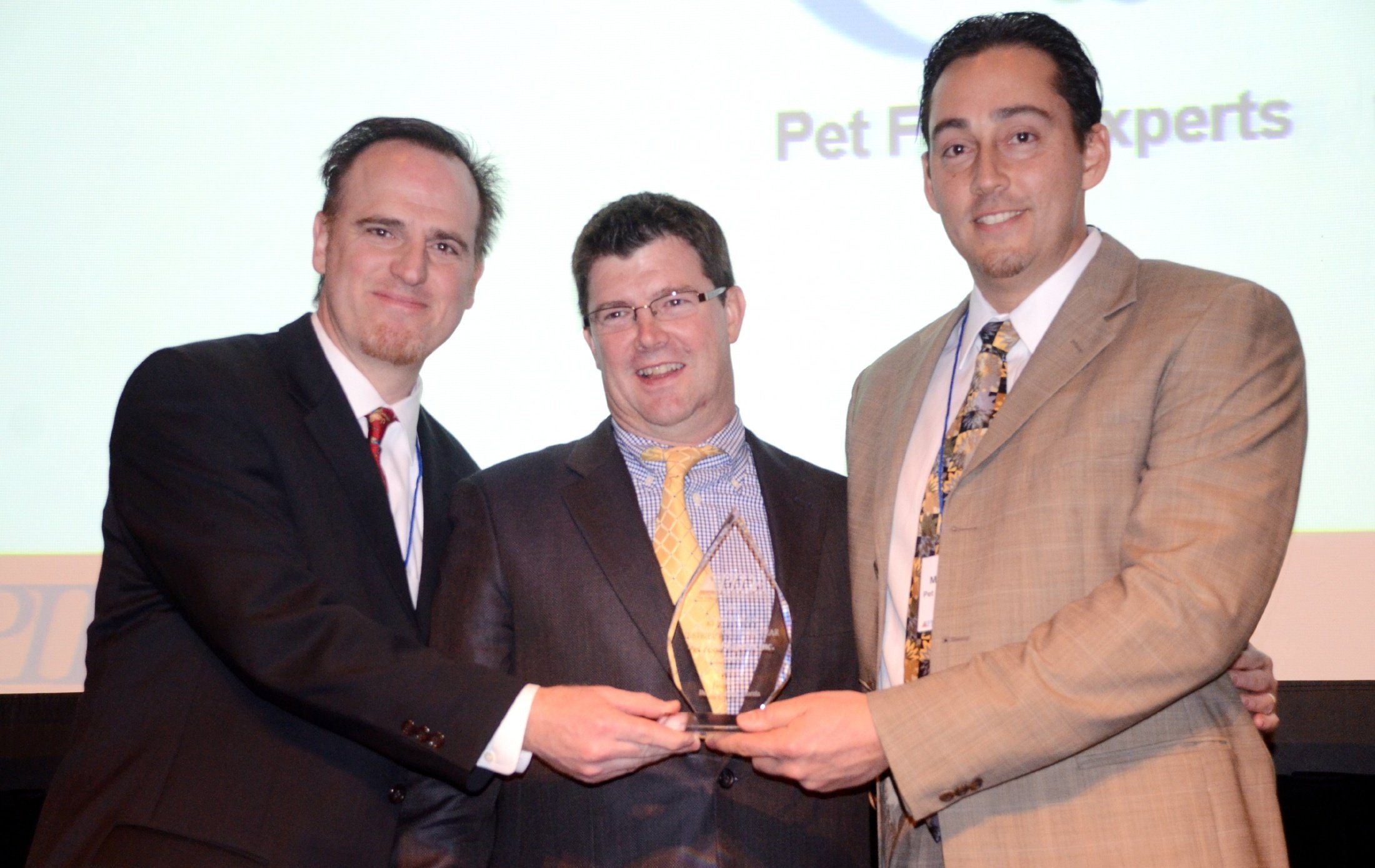 Distributor of the Year Acceptance - 2012