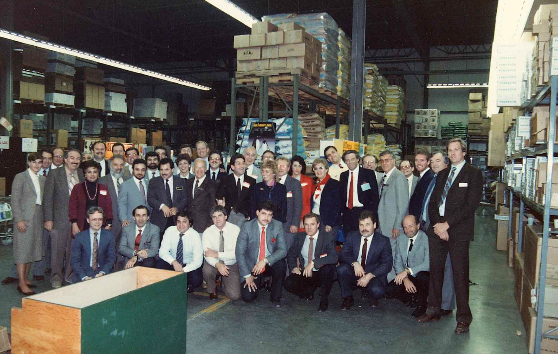 First Warehouse - 1980's