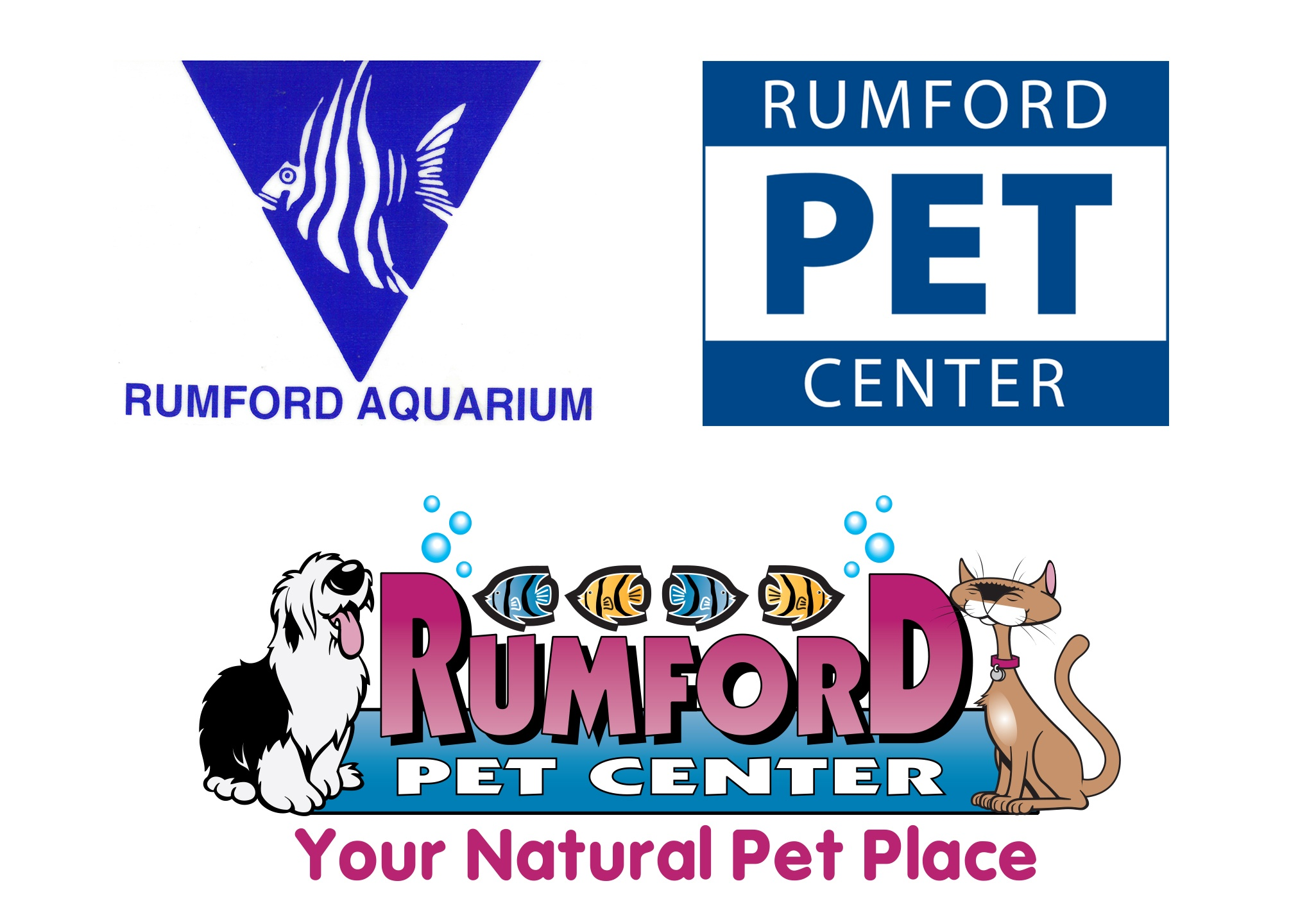 Rumford Logos Through the Years