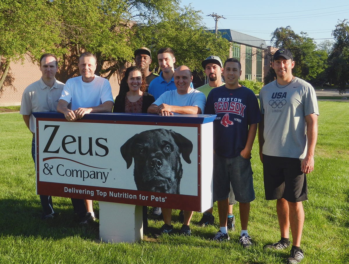 Zues & Company Acquisition - 2013